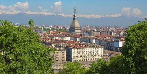 Rent a car Turin