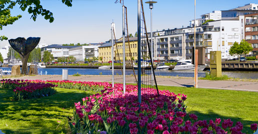 Noleggio auto a Turku