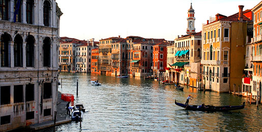 Car rental in Venice