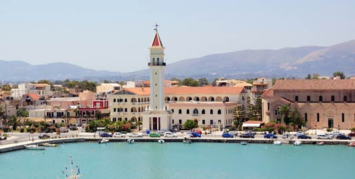 Car hire in Zakynthos
