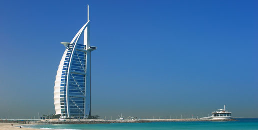 Car hire in United Arab Emirates