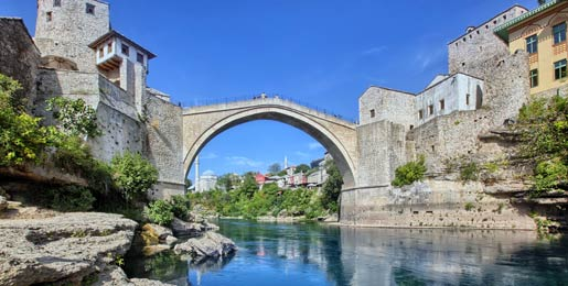 Car hire in Bosnia and Herzegovina