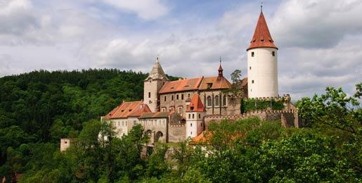 Autovermietung in Tschechien