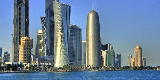 Alquiler de coches en Qatar