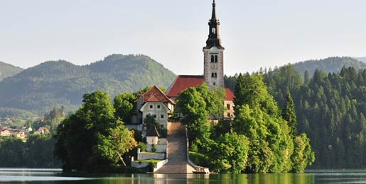 Autonoleggio in Slovenia