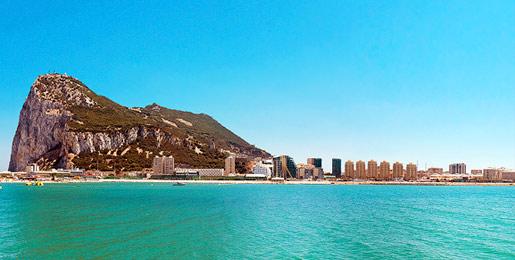 Biludlejning i Gibraltar