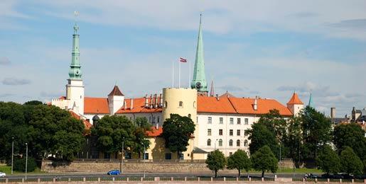 Auto huren in Letland