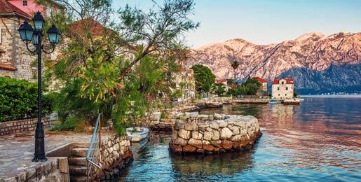 Alquiler coches Montenegro