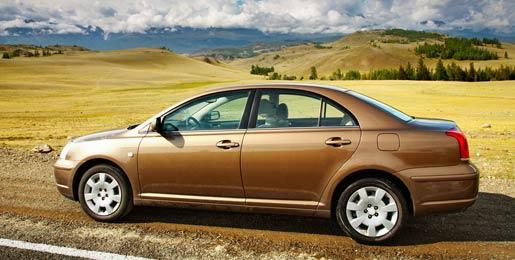 Noleggio auto a Saint Moritz