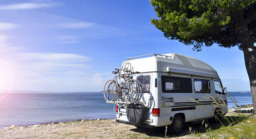 Campervan hire in Portugal