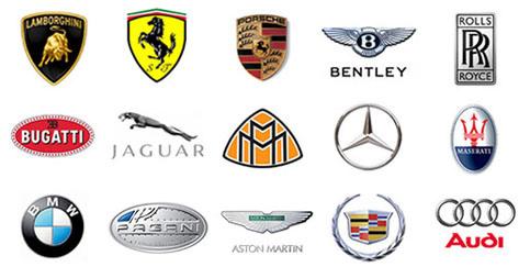 Aluguer de carros de luxo