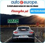 Hyr lyxbil av Auto Europe