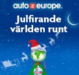Auto Europe hyrbil- Jul i hela världen