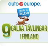 9 galna tävlingar i Finland | Auto Europe