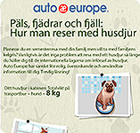 Res med husdjur | Auto Europe