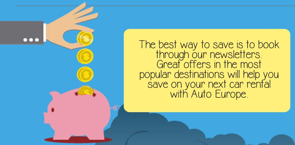 Save with Auto Europe