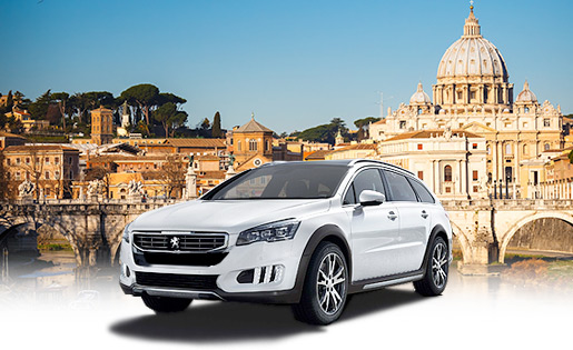 About Car Rentals in Italy
