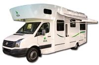 4 Berth Motorhome 4KQ hire