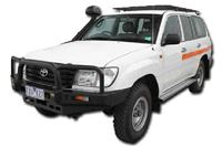Location 4x4 Landcruiser (PFMR)