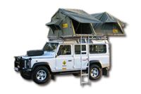 Landrover Defender hire