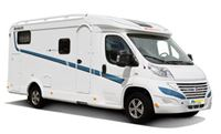 Location motorhome Compact Plus 2 couchages