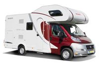 Campervan hire Family Plus 6 berth