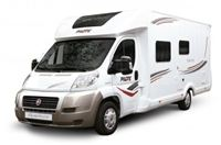 5-Berth Motorhome Low Profile A3