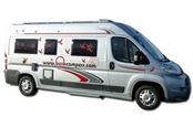 2-Berth Delux Camper AERO hire