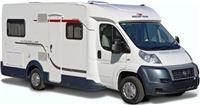 4-sengs Delux Camper VISTA Plus leje