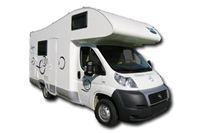 4-Berth Motorhome Lagan 202 hire