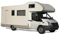 Location Motorhome 6/7 couchages (Groupe D)