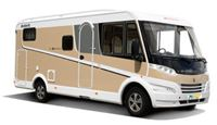 4-Berth Compact Luxury (Globebus I) hire