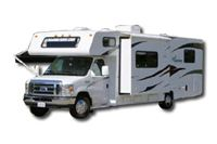 Location Motorhome Class C 27-30ft (7 couchages)