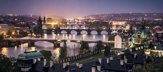 Østeuropæiske rejser