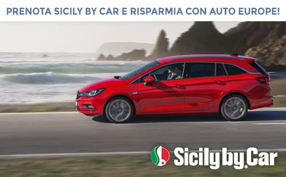 Noleggio auto Sicily By Car