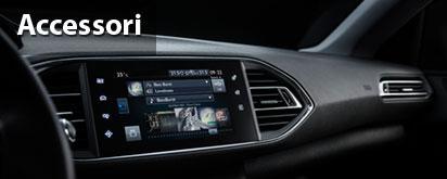 Peugeot Leasing accessori