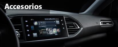 Accesorios Peugeot