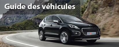 Peugeot - Guide des Véhicules
