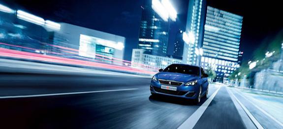 Guida ai veicoli Peugeot