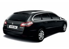 Lease a Peugeot 508sw