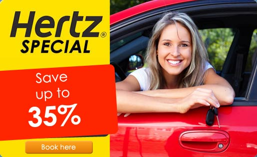 Best Car Hire Deals: Save up to 35 Percent