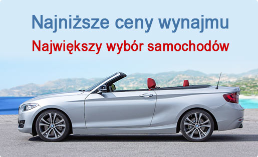 Najlepsze oferty wynajmu samochodów