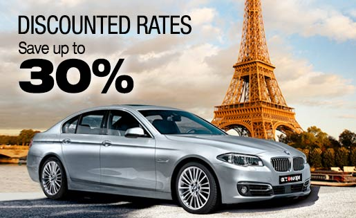 Exclusive Sale! Save 30% on Worldwide Car Rentals!