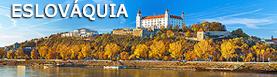 Upgrades de aluguel de carros na Eslováquia