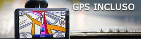 Aluguel de carros com GPS Gratuito