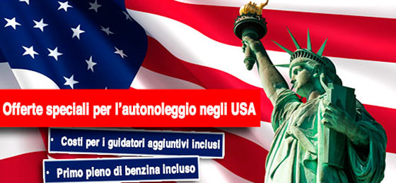 Autonoleggio USA e Canada - Gold Rate