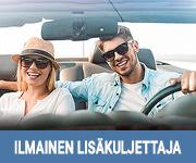 Ilmainen lis�kuljettaja - Auto Europe