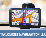 Ilmainen vuokra-auton navigaattori - Auto Europe