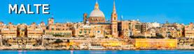 Surclassement gratuit voiture de location Malte
