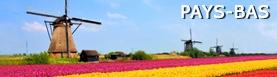 Surclassement gratuit location de voiture Pays-Bas